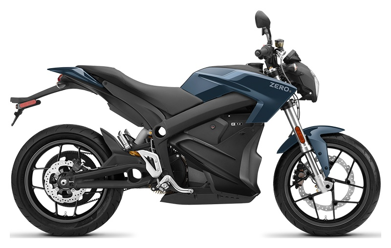 2020 Zero Motorcycles S ZF7.2 + Charge Tank in Muskego, Wisconsin - Photo 1