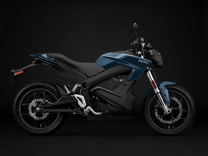 2020 Zero Motorcycles S ZF7.2 + Charge Tank in Muskego, Wisconsin - Photo 2
