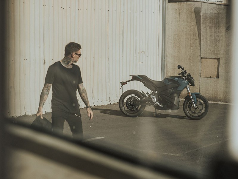 2020 Zero Motorcycles S ZF7.2 + Charge Tank in Tampa, Florida - Photo 6