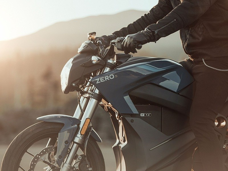 2020 Zero Motorcycles S ZF7.2 + Charge Tank in Colorado Springs, Colorado - Photo 8