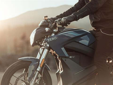 2020 Zero Motorcycles S ZF7.2 + Charge Tank in Greenville, South Carolina - Photo 8