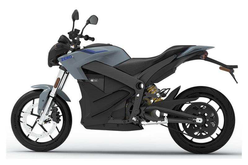 2021 Zero Motorcycles S ZF7.2 + Charge Tank in Greenville, South Carolina - Photo 2