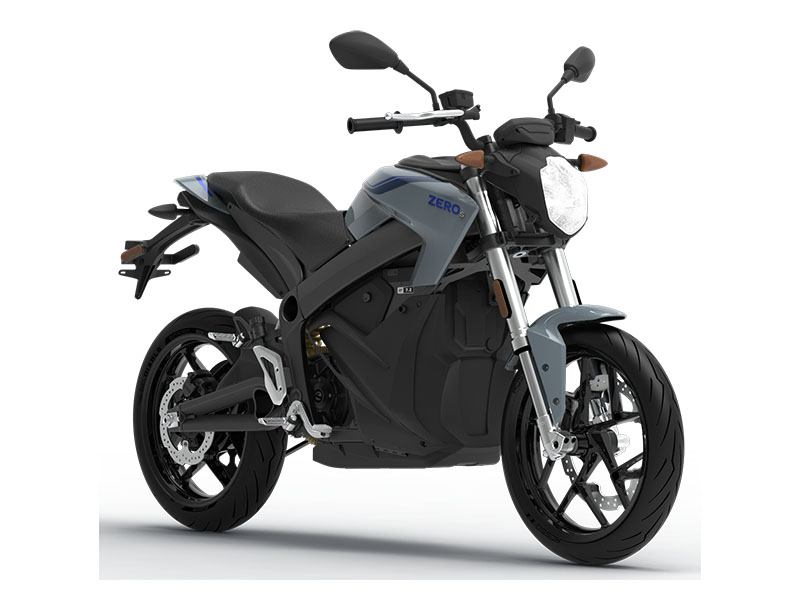 2021 Zero Motorcycles S ZF7.2 + Charge Tank in Greenville, South Carolina - Photo 3