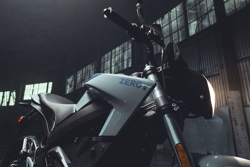2021 Zero Motorcycles S ZF7.2 + Charge Tank in Greenville, South Carolina - Photo 10