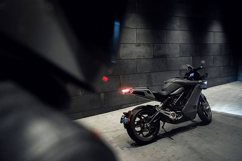 2021 Zero Motorcycles SR/S NA ZF14.4 Premium in Muskego, Wisconsin - Photo 9