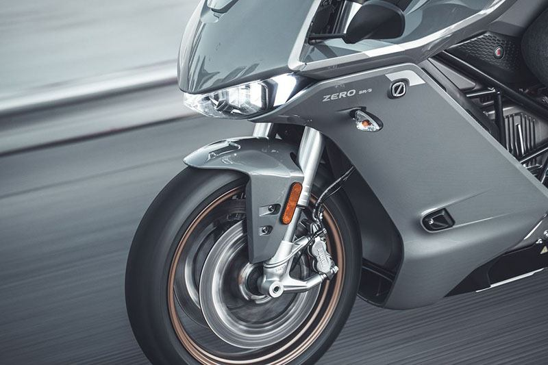 2021 Zero Motorcycles SR/S NA ZF14.4 Premium in Greenville, South Carolina
