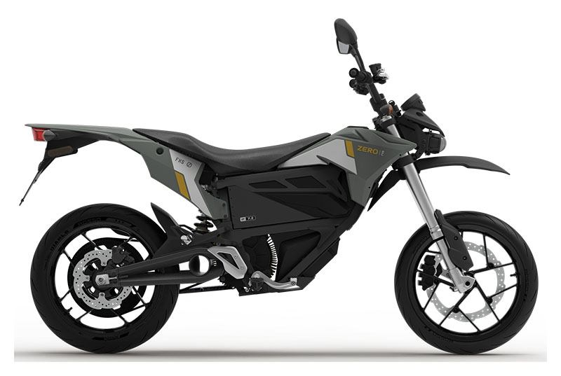 2021 Zero Motorcycles FXS ZF7.2 Integrated in Tampa, Florida - Photo 1