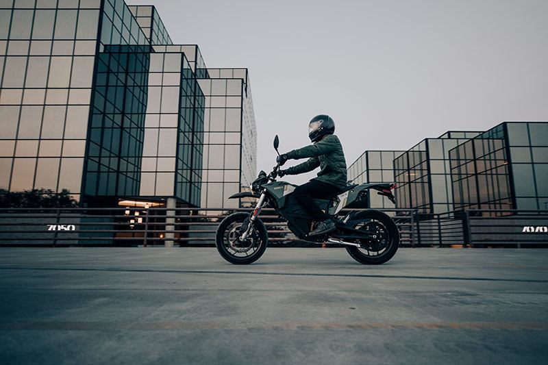 2021 Zero Motorcycles FXS ZF7.2 Integrated in Tampa, Florida - Photo 6