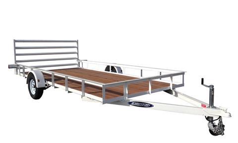 2020 Zieman F-714 Wood Deck in Chico, California