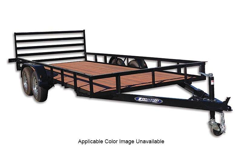 2020 Zieman F-816 Wood Deck in Chico, California