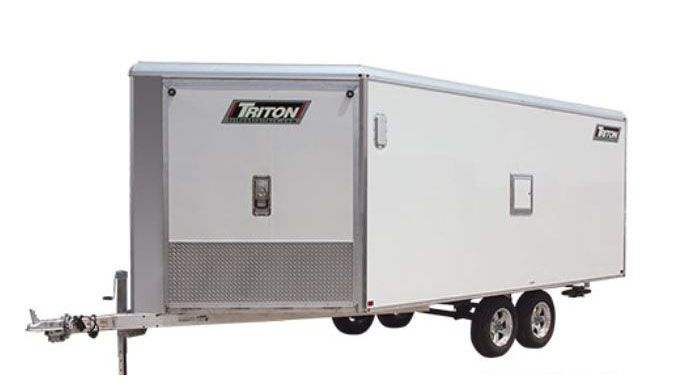 Triton Trailers is available at St. Helen Power Sports | Saint Helen, MI