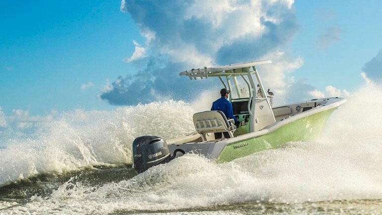 New 2018 Mercury Marine 115 hp Command Thrust FourStroke Boat