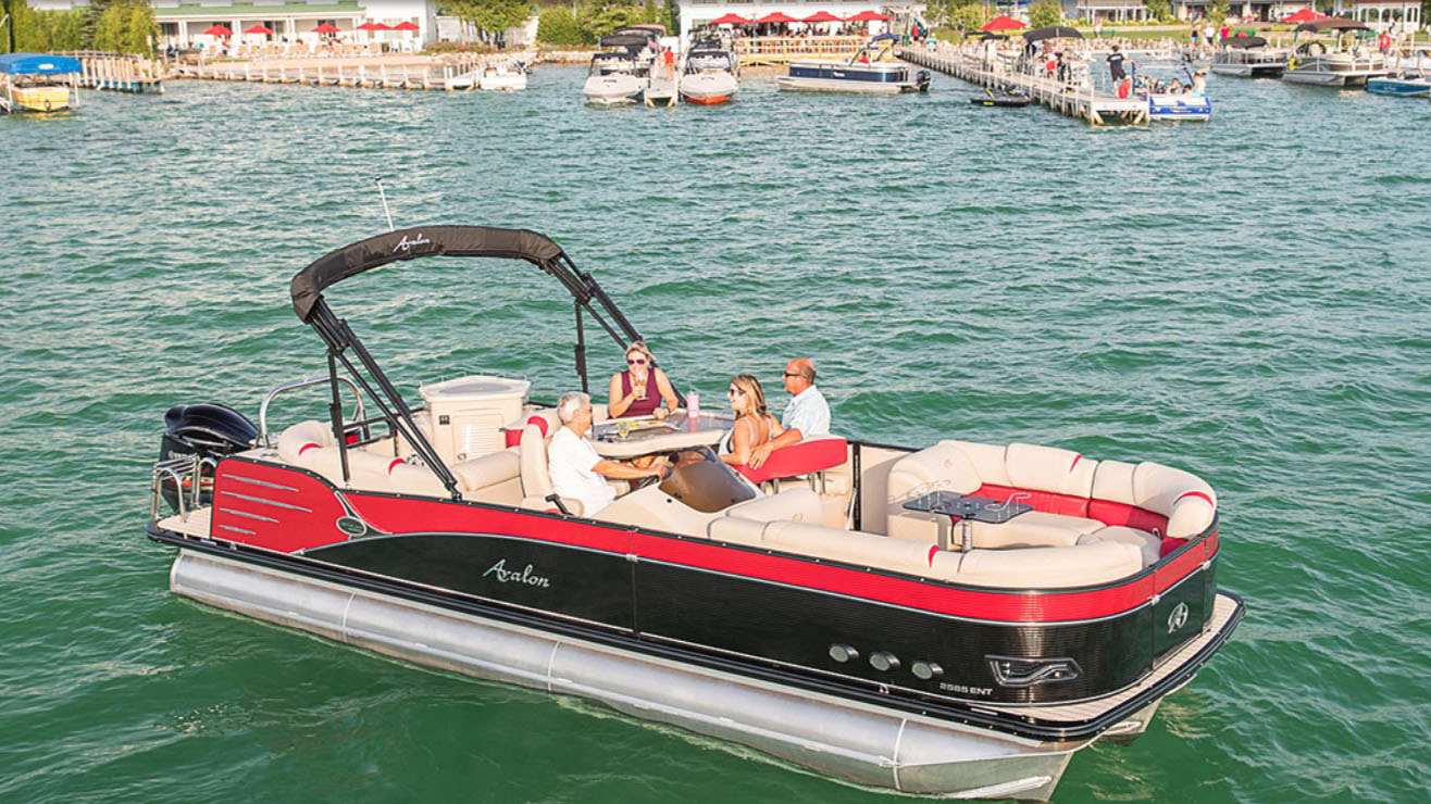 Avalon Boats available at St. Helen Power Sports | Saint Helen, MI