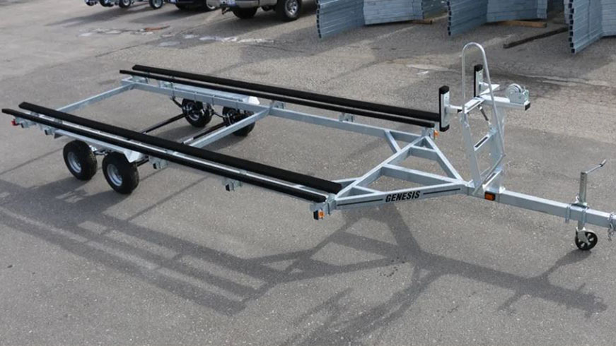 Genesis Trailers is available at St. Helen Power Sports | Saint Helen, MI